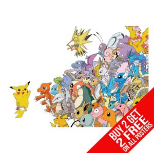 Pokemon A3 Poster 2
