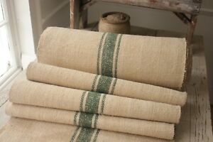 Charmant Image Is Loading Antique Vintage STAIR RUNNER HEMP Fabric Per ONE