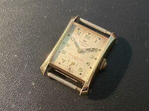 Vintage-1960s-Longlife-Tank-Watch