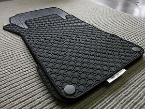 Gummi Fußmatten SCHWARZ  NEU $$$ Lengenfelder Gummimatten für Citroen DS3 DS 3