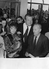 Photo originale Juliette Gréco Orson Welles Zanuck festival Cannes 1959