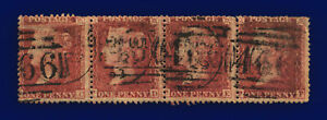 1856-SG29-1d-Red-Brown-C8-1-Strip-4-L-039-pool-466-CDS-JY-29-63-G-U-Cat-300-cpni