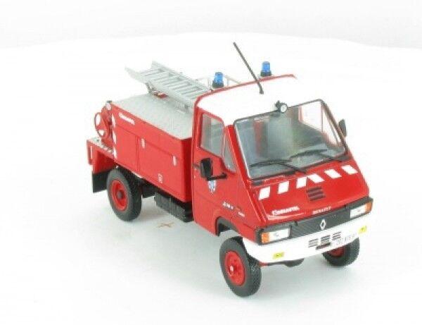 1 43 IXO RENAULT b110 4x4 pompier pompiers 88