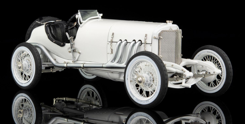 CMC Mercedes - Benz Tag Tag Tag - Florio, 1924 blancoo f9a