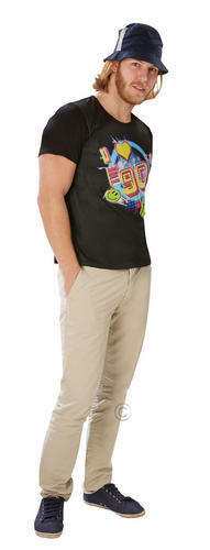 I Love the 90 S T-shirt Da Uomo Costume 1990 S Top anni novanta Adulti Costume Party