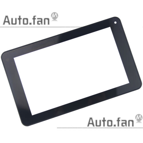 New Black 7 inch Touch Screen with Frame For 070369-01A-V1 Glass Panel Digitizer