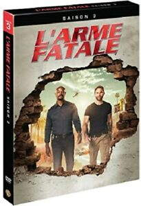 COFFRET DVD NEUF SERIE COMEDIE ACTION : L'ARME FATALE SAISON 3 - GIBSON GLOVER