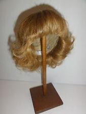 PERRUQUE de POUPEE 100% cheveux T10 (33cm) Bouclée -50% SUPER PROMO-DOLL WIG