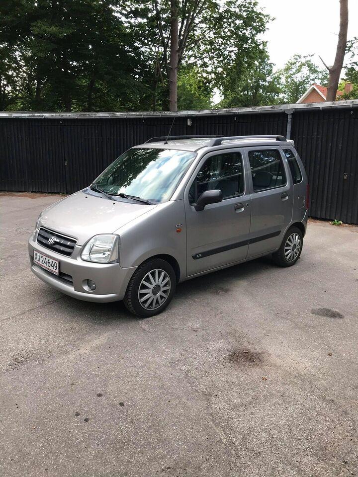 Suzuki Wagon R+, 1,3 Special, Benzin