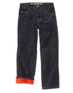 gymboree king of cool denim classic red lined indigo jeans pants 5 6 7 8 10 nwt ebay. Black Bedroom Furniture Sets. Home Design Ideas