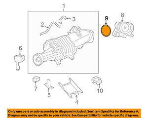 GM OEM Throttle Body-Gasket 12589235