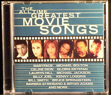 The  All Time Greatest Movie Songs by Various Artists (CD, Mar-1999, Sony Music
