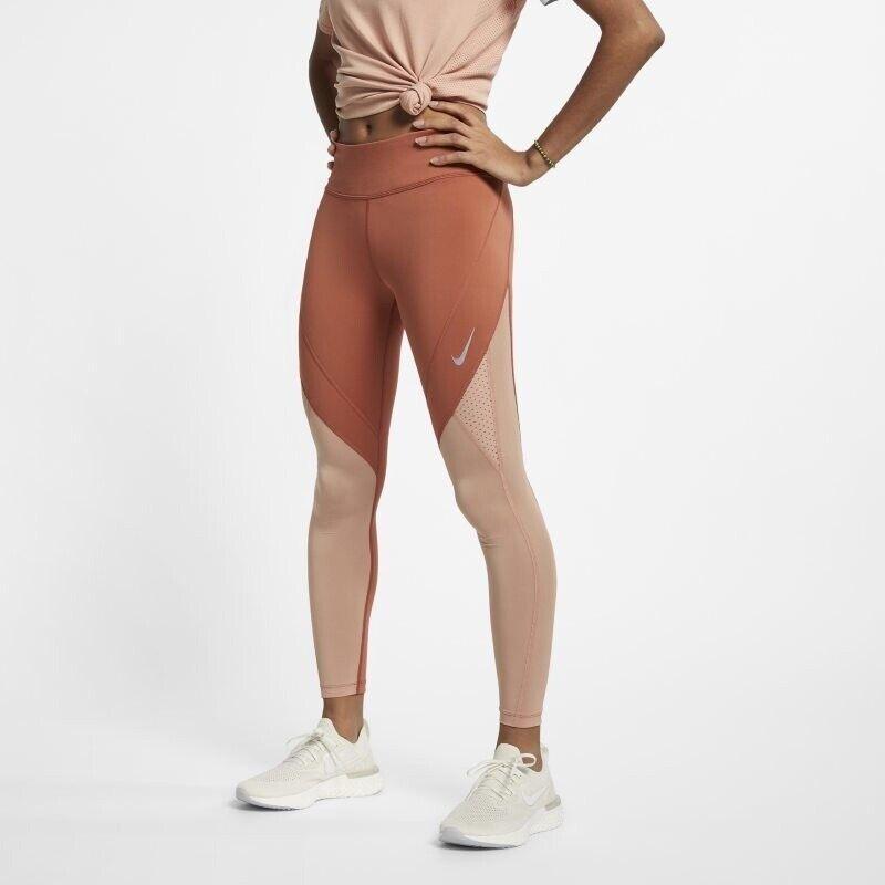Women's Nike Leggings Epic Lux Running Training Gym Sports Wear Taille M M