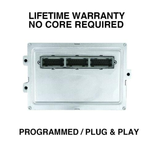 Engine Computer Programmed Plug/&Play 2001 Jeep Grand Cherokee 4.0L PCM ECM ECU