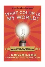 What Color Is My World?: The Lost History of African-American I... Free Shipping