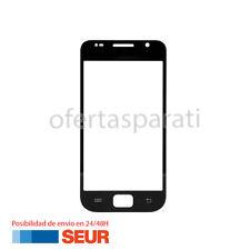 Repuesto Reemplazo Cristal Exterior Negro para Samsung Galaxy S I9000