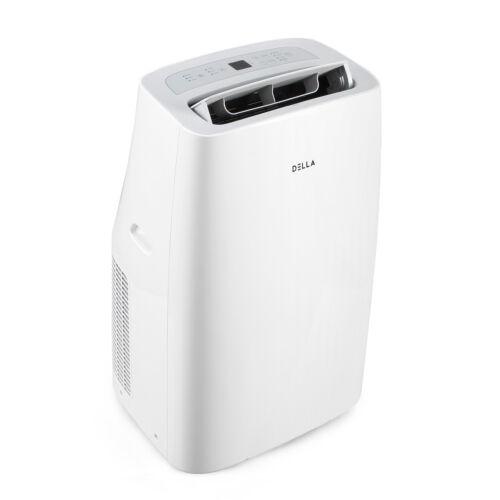 10-000-BTU-Portable-Air-Conditioner-450-sq-ft-A-C-Dehumidifier-Vent-Kit-Remote