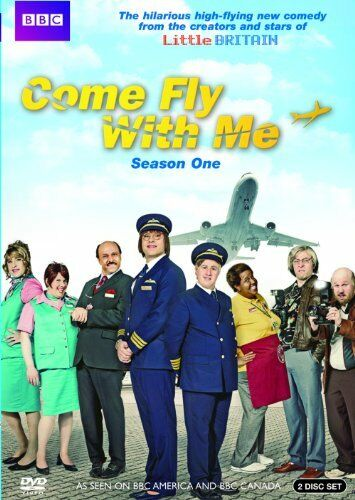 NEW - Come Fly With Me: Season 1