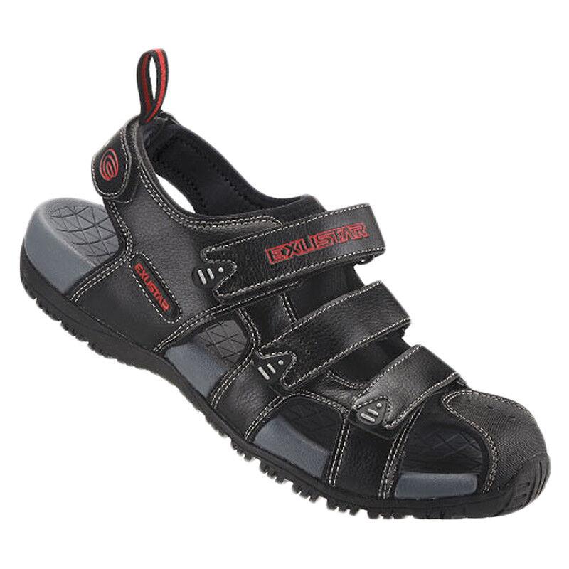 Exustar SS503 Sandal shoes Exustar Sandal Ss503 41-42 Bk