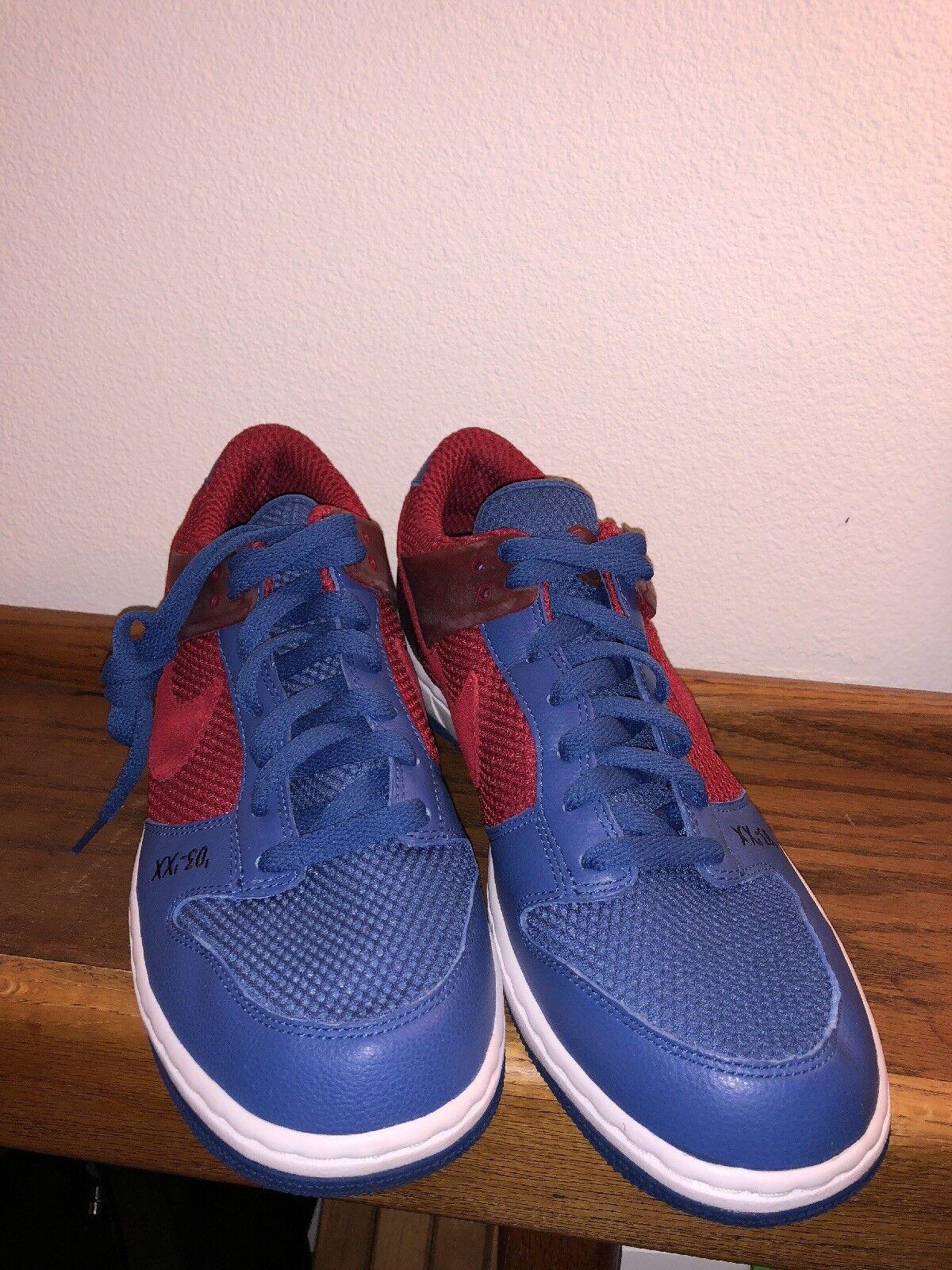 online store 71cf7 5dd2a Nike air zoom piu  basso ronaldinho a casa colorway colorway colorway rosso    blu per