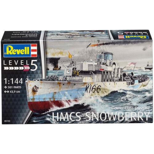 Revell HMCS Snowberry (Level 5) (Scale 1:144) Model Kit NEW