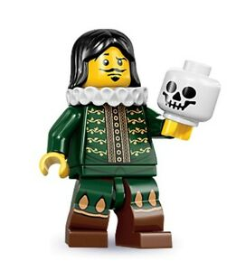 LEGO-Shakespearean-Actor-Thespian-Minifigure-8833-Series-8-New-Sealed