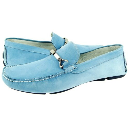 Charles Stone Driving Moccasins Men/'s Slip-On Leather Shoes