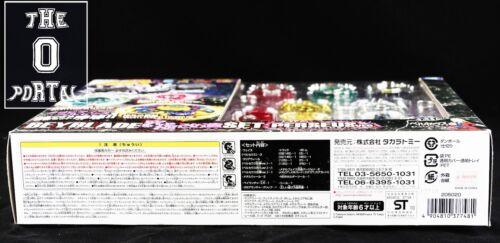 ThePortal0 LR Ultimate Remodeling Set TAKARA TOMY Beyblade BB97 Perseus Ver