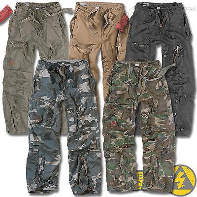 Excedente De Infanteria Para Hombre Combat Pantalones Tipo Cargo Ejercito Militar Workwear Casual Pantalones Ebay