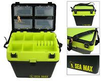 Sea Fishing Seat Box. Tackle & Rig Box Roddarch Sea Max Genuine Original Product
