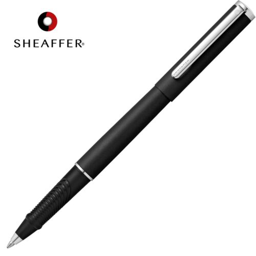 SHEAFFER Touch Screen STYLUS Ballpoint Pen Matte Black Barrel in Luxury GIFT BOX