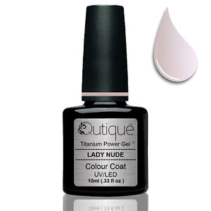 QUTIQUE-Gel-Nail-Polish-Colour-LADY-NUDE-sheer-opalescent-baby-pink