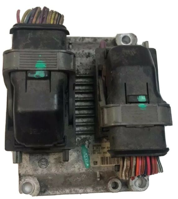 2003 2004 03 04 Cadillac CTS 3.2L V6 Engine Control Unit