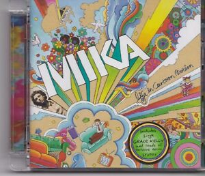 Mika-Life-In-Cartoon-Motion-cd-Album
