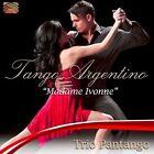 Tango Argentino: Madame Ivonne by Trio Pantango (CD, Sep-2011, ARC)