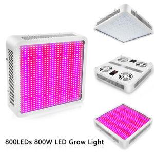 800W LED Pflanzenlicht Pflanzenlampe Wachstums Licht Grow ...