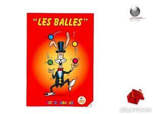 Balles Jonglage Livret d'apprentissage Babache Juggling Balls Jonglierbälle UNKXWXWS-07165313-513213611