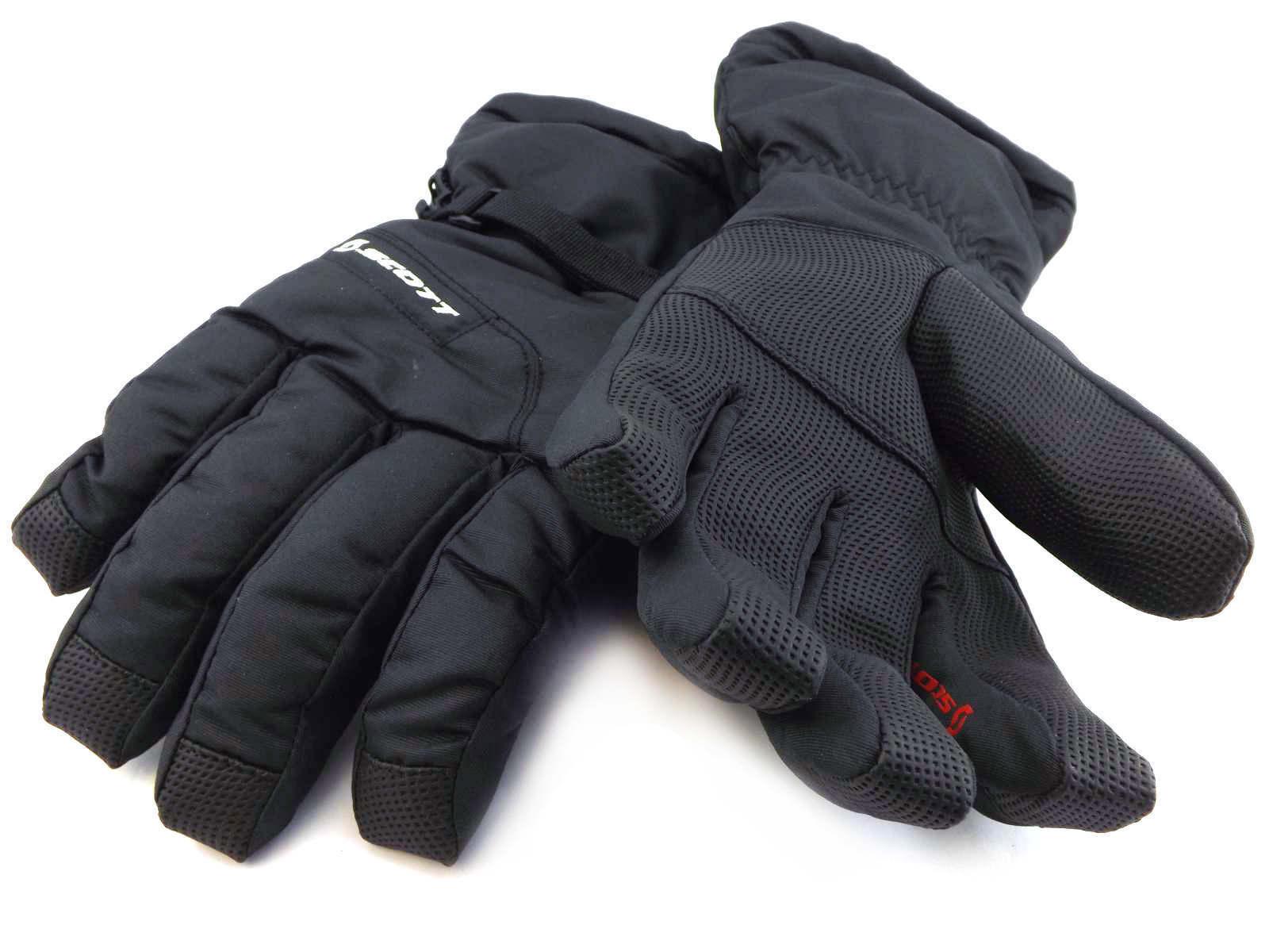 Scott - Ultimativ Warm Herren M-L-XL Snowboard Ski Ski Snowboard Handschuh Schwarz 244478 2dd321