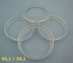 4X Zentrierringe 76,0 x 72,6 mm Felgen Zentrierungsringe Für Alufelgen