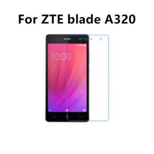 Details about 3pcs For ZTE blade A320 High Clear,Anti Fingerprint  Matte,Nano Explosion Film