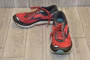 b71629260e5b7 Brooks Transcend 3 Running Shoes - Women s Size 7.5 B - Red Aqua