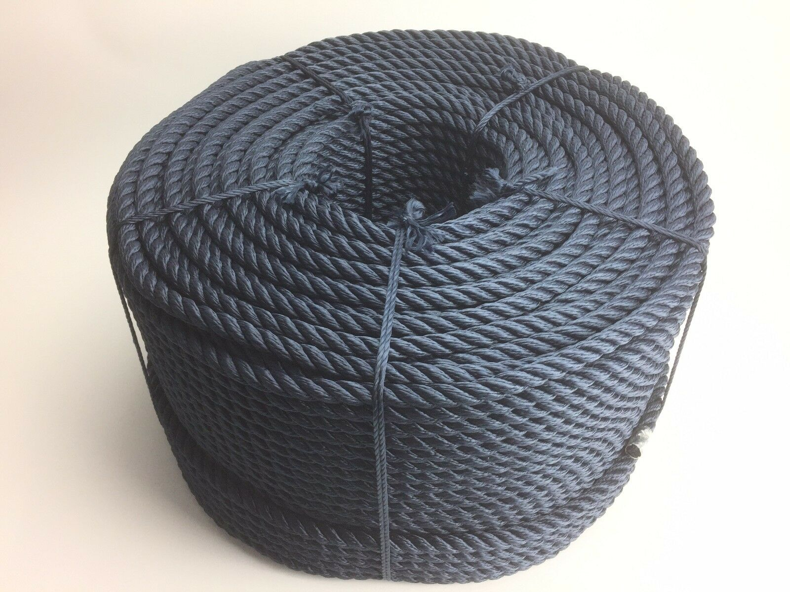 14mm Softline Rope x 220 Metre Coil, Navy bluee, Yacht, Sailing, Boats, Marine