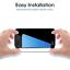 miniature 3 - amFilm Samsung Galaxy S7 Full Cover Tempered Glass Screen Protector (Black)