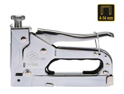 Agrafeuse métal pour agrafes 6-14 mm