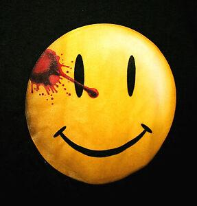 Vtg-Watchmen-Comedian-Rorschach-San-Diego-Comic-con-T-Shirt-New-Sz-Med-NOS-2008
