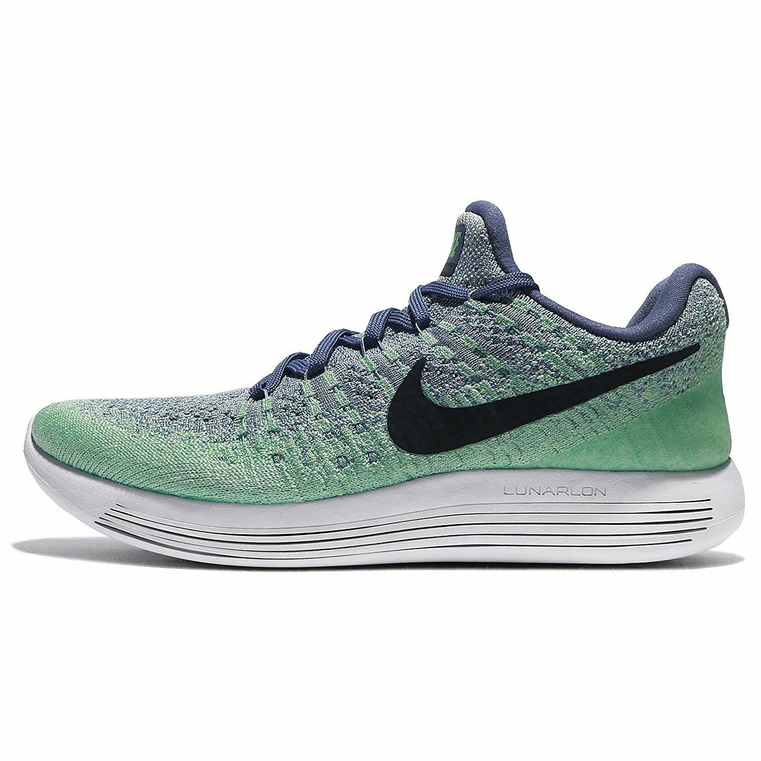 NIKE Women Lunarepic Low Flyknit 2 Running Shoe 863780 403 Size 8 RTL    New