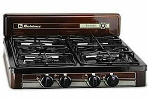 Koblenz PFK-400 4 Burner  Gas Stove (pfk400)  discounts and more