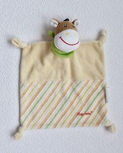 Taille Und Sehnen StäRken Schmusetücher Humor Playshoes Giraffe Pferd Pony Horse Esel Schmusetuch Schnuffeltuch Kuscheltuch Baby