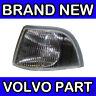 Volvo S40, V40 (98-00) (Single Reflector) Indicator Lamp / Light / Lens (Left)