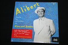 """ALIBERT   EP 45T 7""""   LE PLUS BEAU TANGO DU MONDE"""